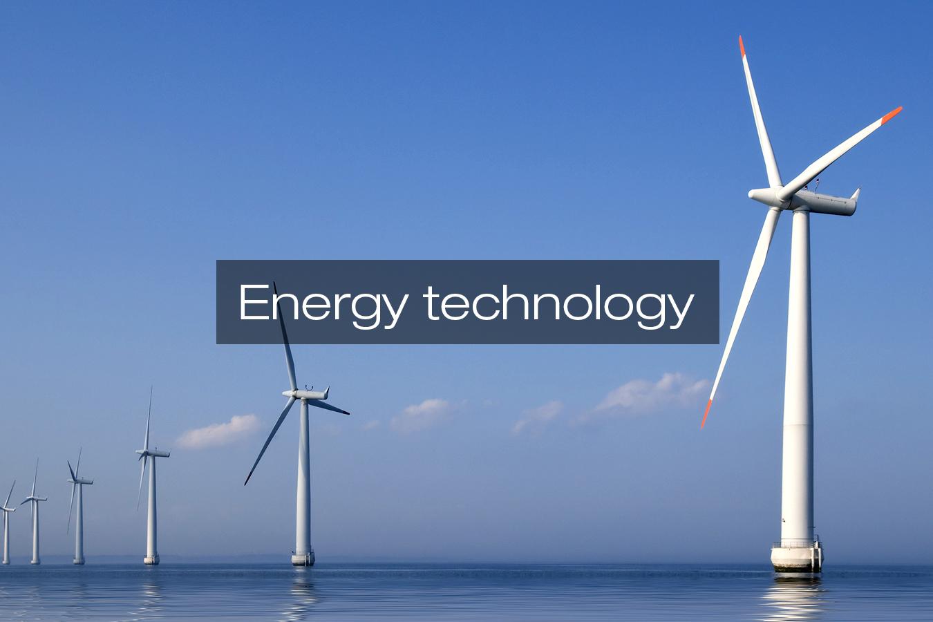 Zahnradfertigung OTT | Branche Energietechnik