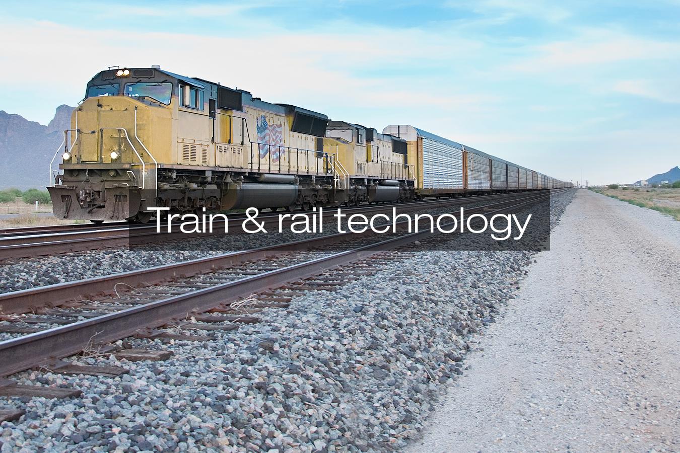 Zahnradfertigung OTT | Branche Zug- und Bahntechnik