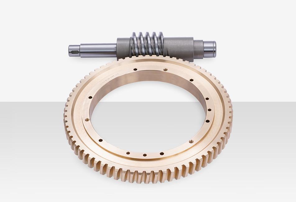 Zahnradfertigung OTT | Übersicht OTT-Schraubgetriebe